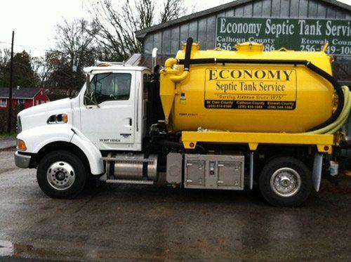 About Economy Septic Tank Service | Jacksonville, AL