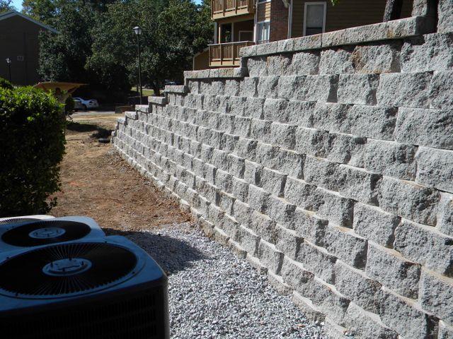 Retaining Walls Columbia, SC