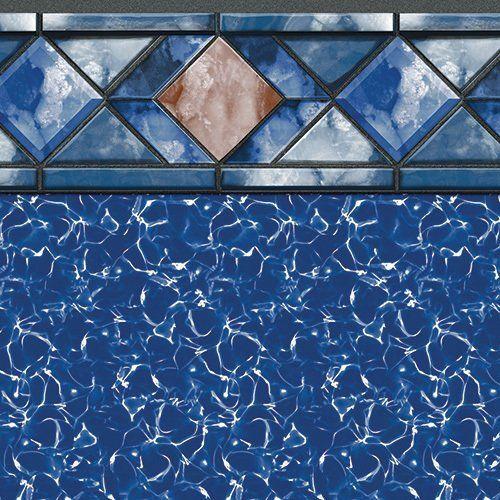 rome vinyl pool liner