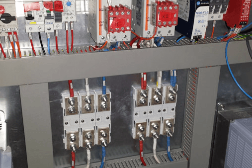 Commercial electrical construction