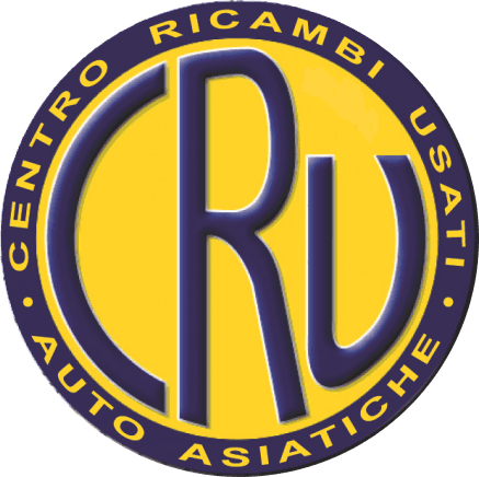 CRU - CENTRO RICAMBI USATI logo