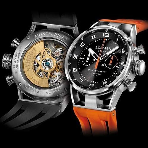 due orologi da polso