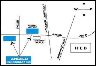 Angelo Mini Storage Affordable Storage Facility In San