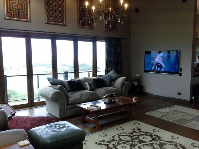 living room retrofitting