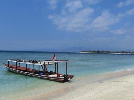 Indonesien Reise Lombok Gili Terawangan