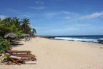 Sri Lanka Reise Strand