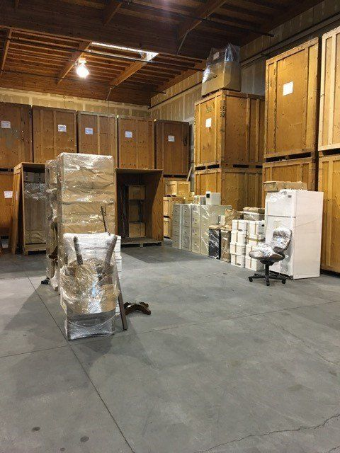 Climate Controlled Storage Facility from Pedro's Moving & Storage