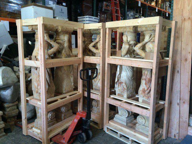 Crating Services Pedro's Moving & Storage San Francisco, CA