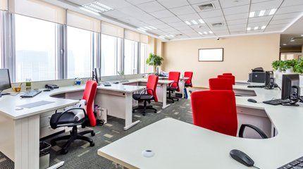 High quality office refurbishments