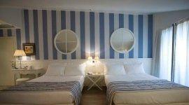 camere matrimoniali con balcone, albergo