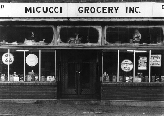 Micucci Grocery 60 years ago