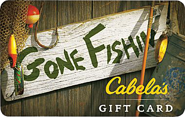 Arkansas Security - Cabela's Gift Card
