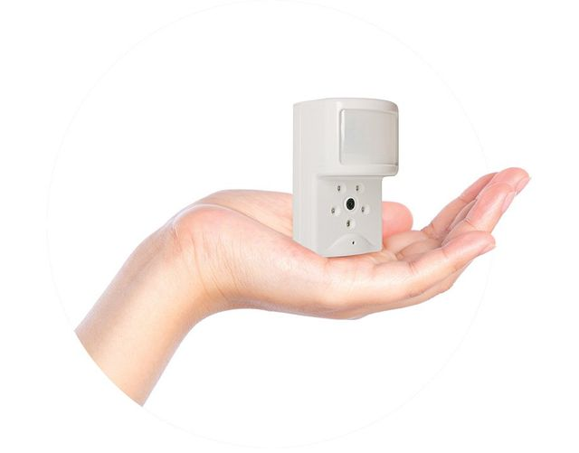 Home Security in the palm of your hand