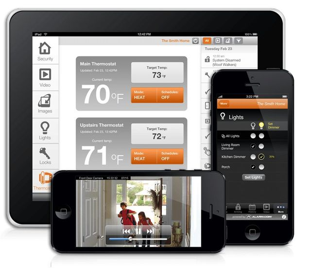 Arkansas Security Home Automation Controls