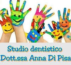 STUDIO DENTISTICO DOTT.SSA DI PISA ANNA - LOGO