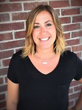 Katie Ball is a stylist at Cass and Company Salon in Avon, Indiana.