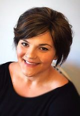 Alicen Lyrenmann is a stylist at Cass and Company Salon in Avon, Indiana.