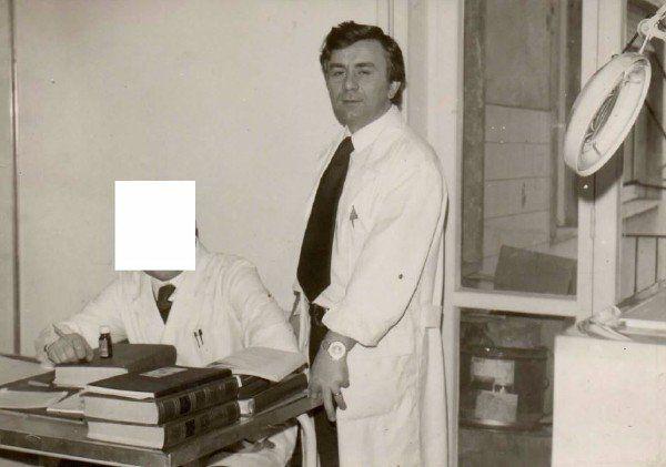 Fondatore del laboratorio di analisi