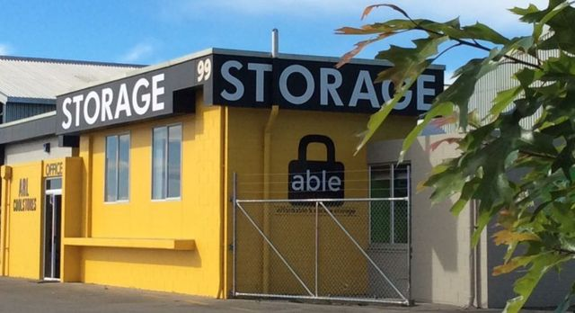 Storage in Christchurch
