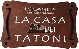 LA CASA DEI TATONI - LOGO