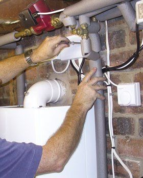 Electrical Services - Dumfries, Dumfries and Galloway - Howat Electrical Contractors Ltd - Bathroom electrics