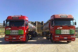 trasporto liquidi Alghero
