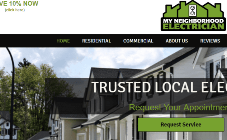 We Offer Fully Responsive Contractor Websites