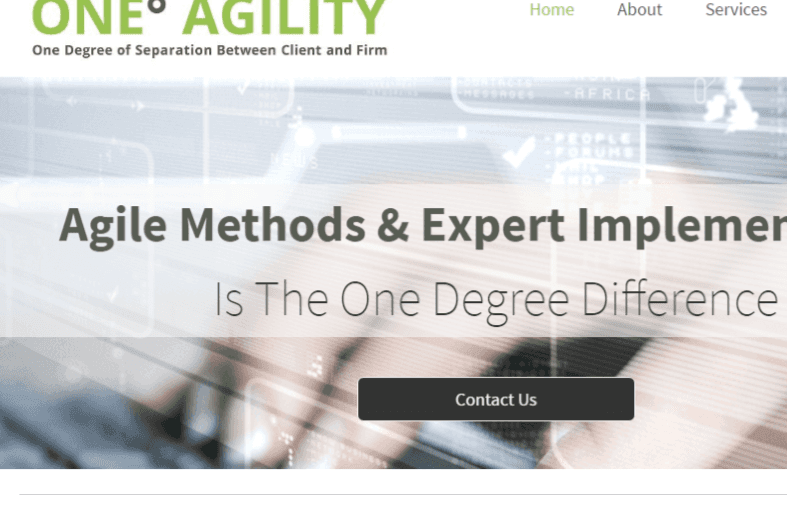We Offer Fully Responsive Consulting Websites