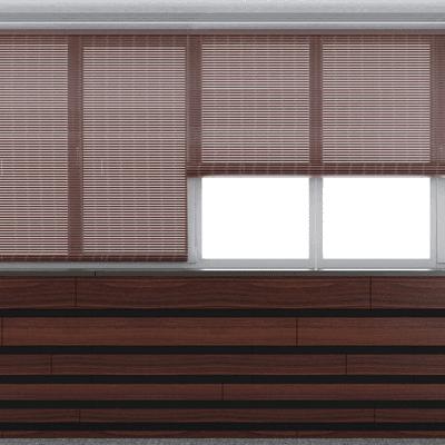 Waterproof PVC blinds