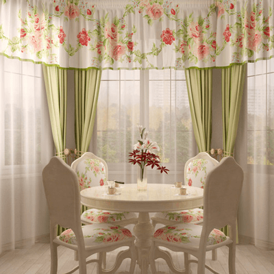 beautiful curtains for home
