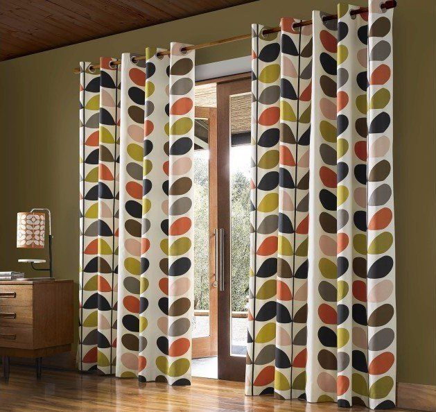 attractive curtains