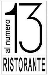 Ristorante Al Numero 13 - logo