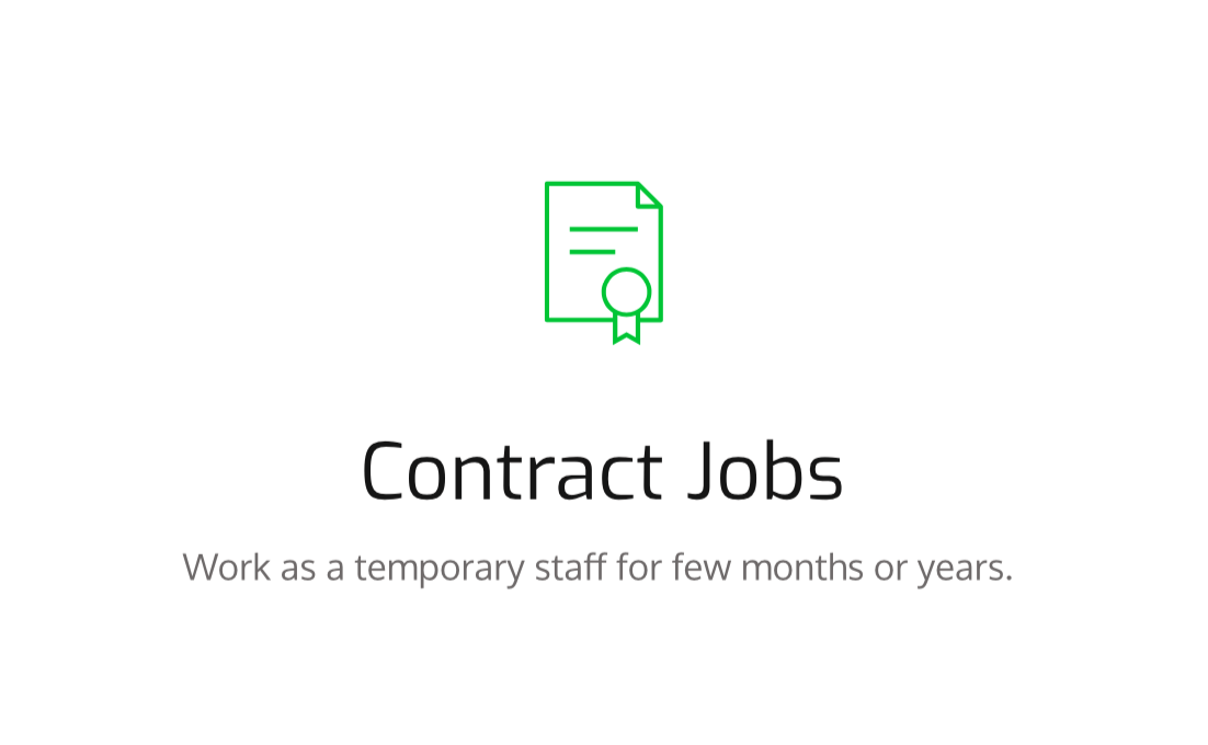 Candidates | Jobs Offer | Contract Hiring | Part Time Hiring