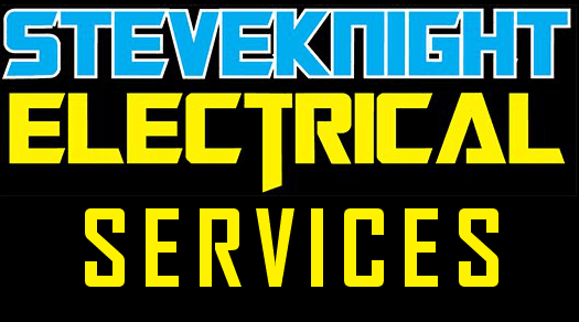 Steveknight Electrical Services Company Logo