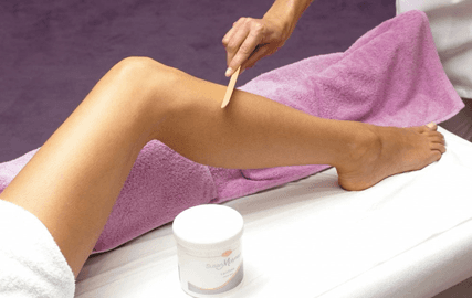 Hot wax aftercare tips