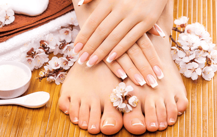 Nail correction for healthy nails
