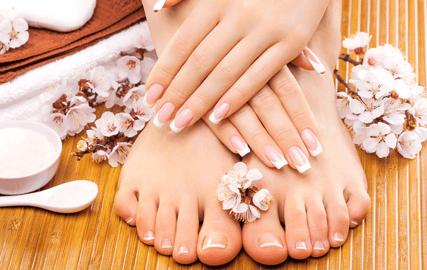 Nail correction for healthy nails