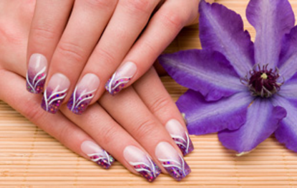 A complete range of nail care