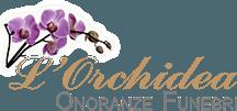 ONORANZE FUNEBRI L'ORCHIDEA -  Logo