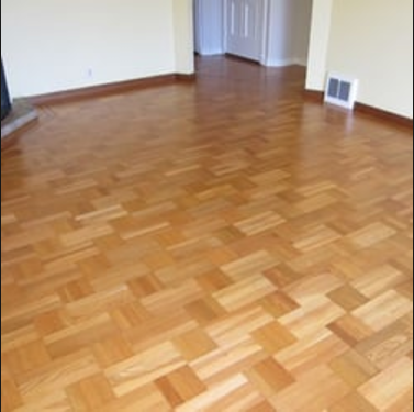 High-quality hardwood flooring being done by experts in Wisconsin Rapids, WI