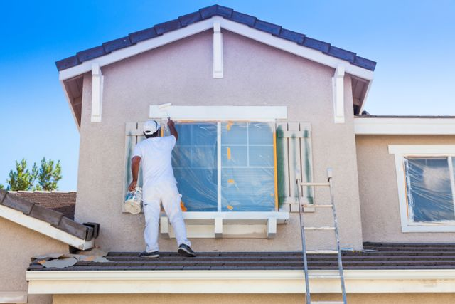 Residential Painting Services in Chattanooga, TN