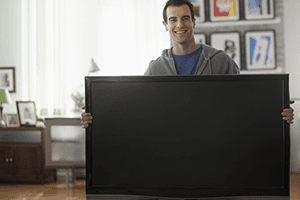 Refurbished TV