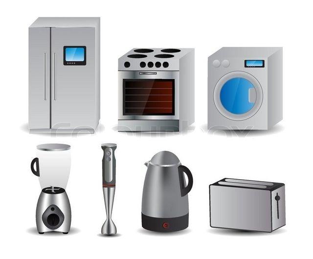 a wide range of appliances