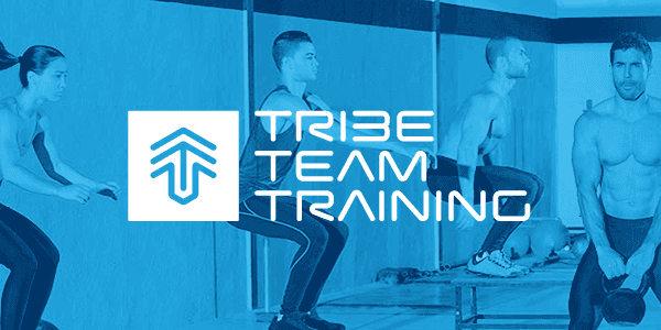 TRIBE TEAM TRAINING header