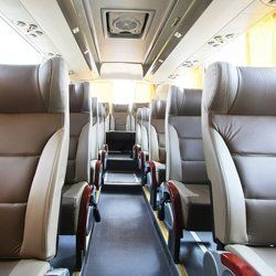 Comfortable vehicle seating
