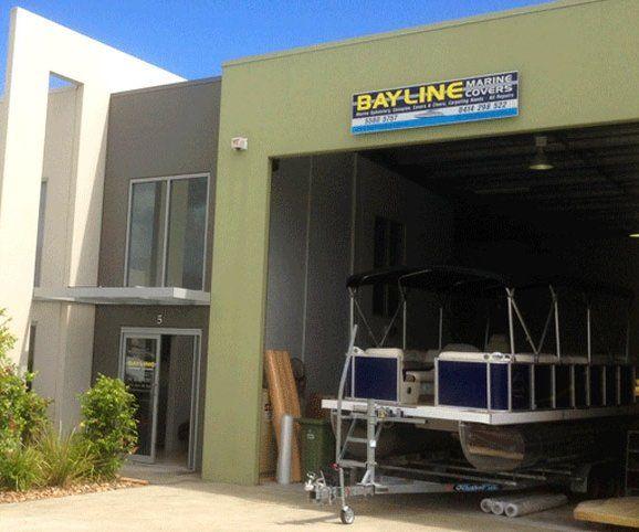 Bayline marine factory