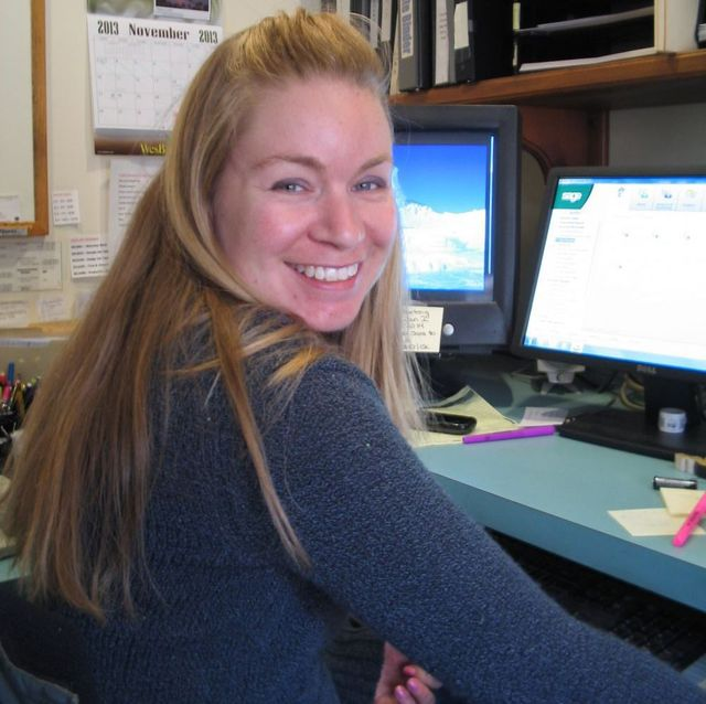 Sara Zimmer, Office Assistant & Marketing Manager