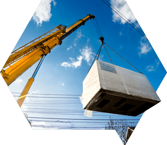 Goods And Personnel Lifting: Crane Hire, Armquest Industrial Services