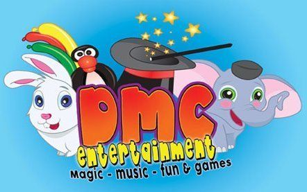 DMC Entertainment Company Logo