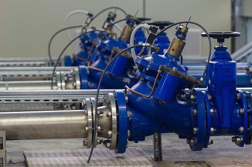 pompe di impianti idraulici